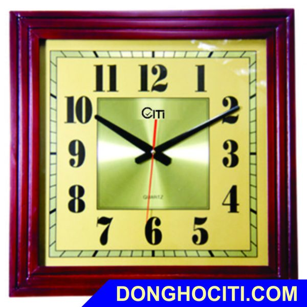 Đồng hồ treo tường gỗ SQ07