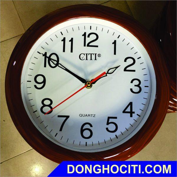 Đồng hồ tròn 35cm bản rộng