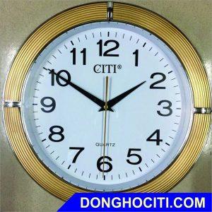 Đồng hồ tròn sang trọng